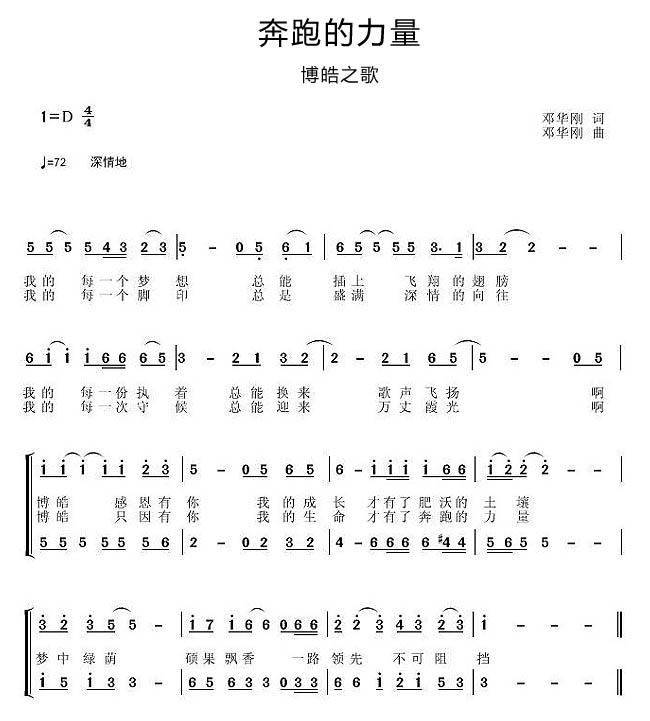 广东必发365官网企业之歌《奔跑的力量》