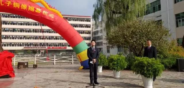 广东博皓复合材料有限公司董事长、广东省江西上犹商会会长赖厚平先生致辞