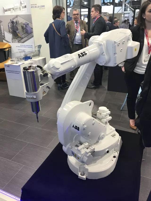 自动化设备在FRP行业的应用