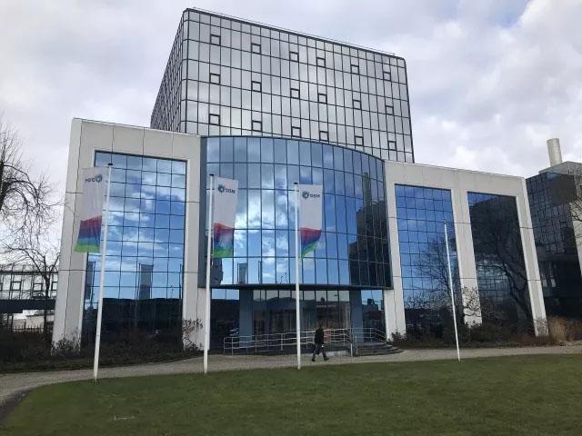 荷兰力联思研发总部