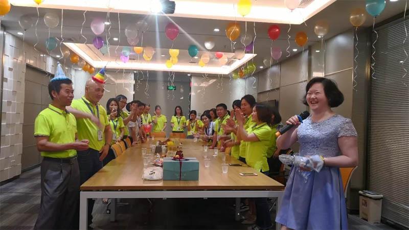 必发365官网六月生日会丨小Party,大感动-1
