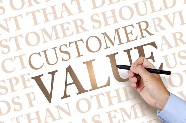 客户价值是超越于利益的核心理念