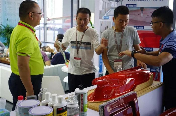 广东博皓团队为咨询的客户介绍主推产品工艺-1