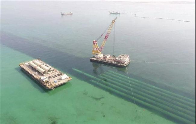 玻璃纤维应用案例:中国巨石玻纤应用于科威特油田管道