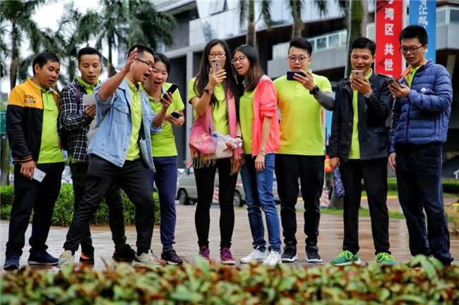 广东博皓复合材料有限公司2018极速前进团建拓展活动-3