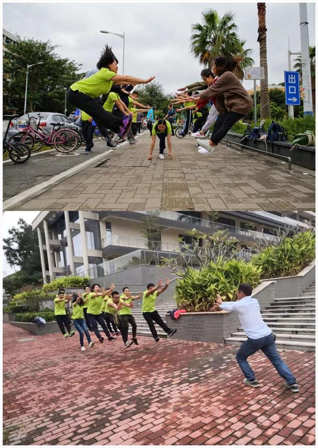广东博皓复合材料有限公司2018极速前进团建拓展活动-15
