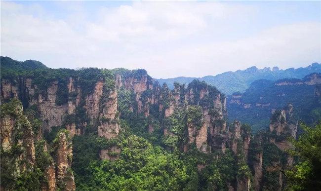 广东博皓张家界之旅,享受大自然的洗礼-2