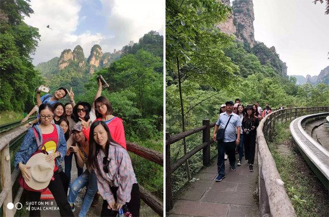 广东博皓张家界之旅,享受大自然的洗礼-4