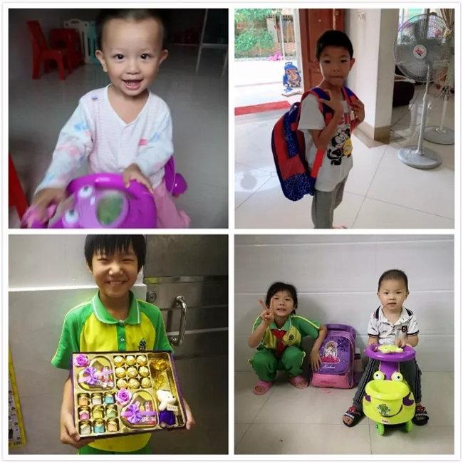 广东必发365官网为博二代萌娃提前庆祝六一儿童节-2