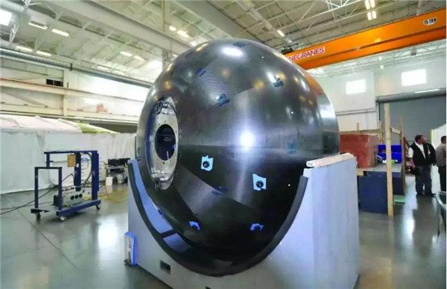 """复合材料助力美国""""天鹅号""""宇宙飞船成功发射"""