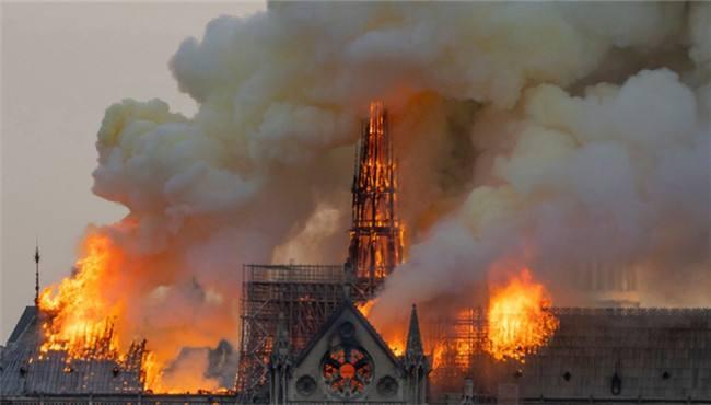 阻燃复合材料科普丨有了TA,巴黎圣母院也许就不会被烧毁了!