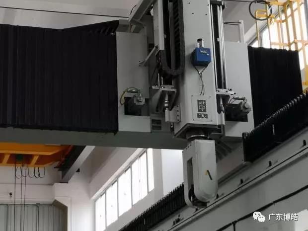 复合材料行业终极武器|大型高速五轴联动数控龙门加工中心    -2