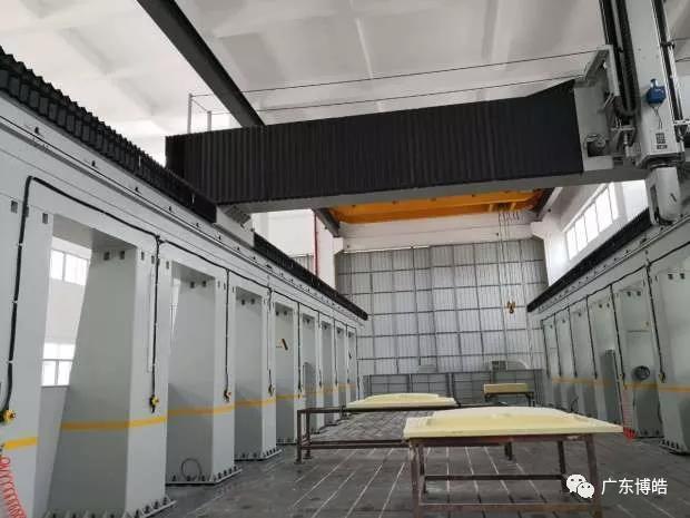 复合材料行业终极武器|大型高速五轴联动数控龙门加工中心   -4