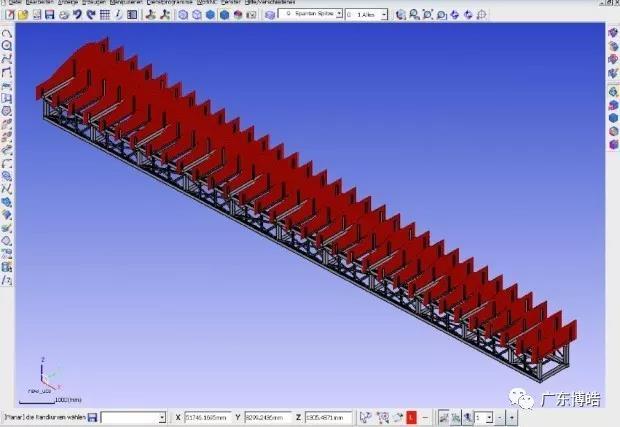 五轴加工中心应用:风电模具制造    -4