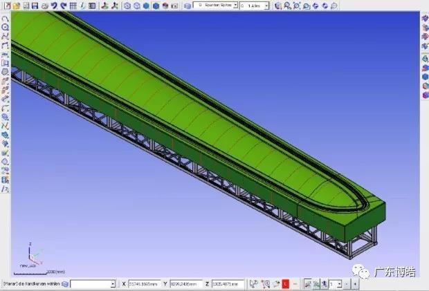 五轴加工中心应用:风电模具制造    -5