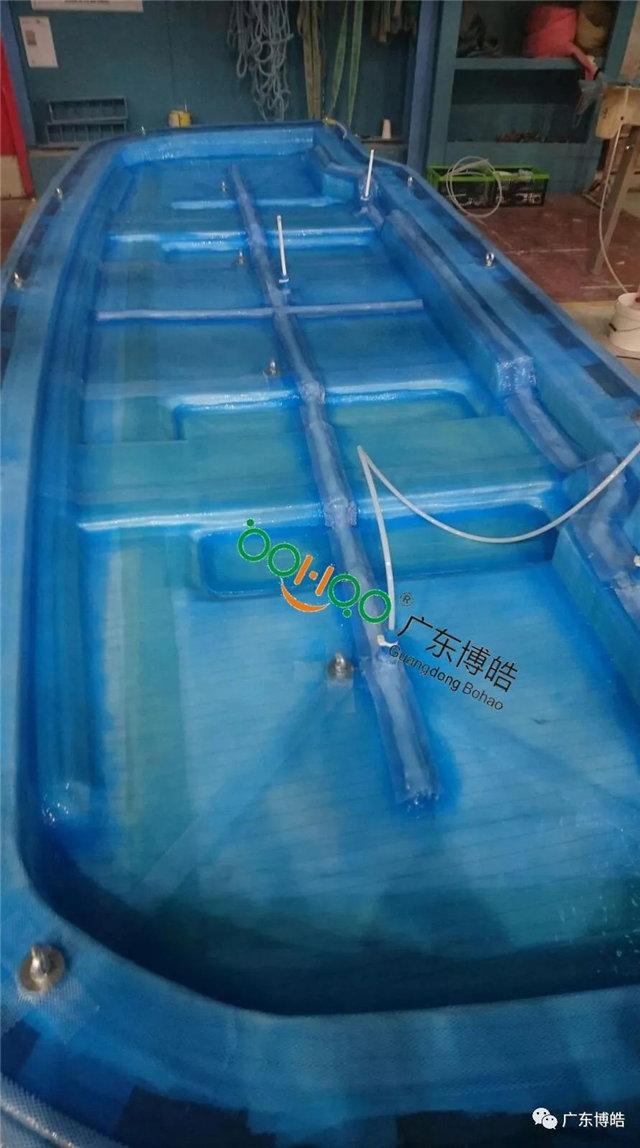 VPI硅胶真空成型|实际应用案例——船舱部件