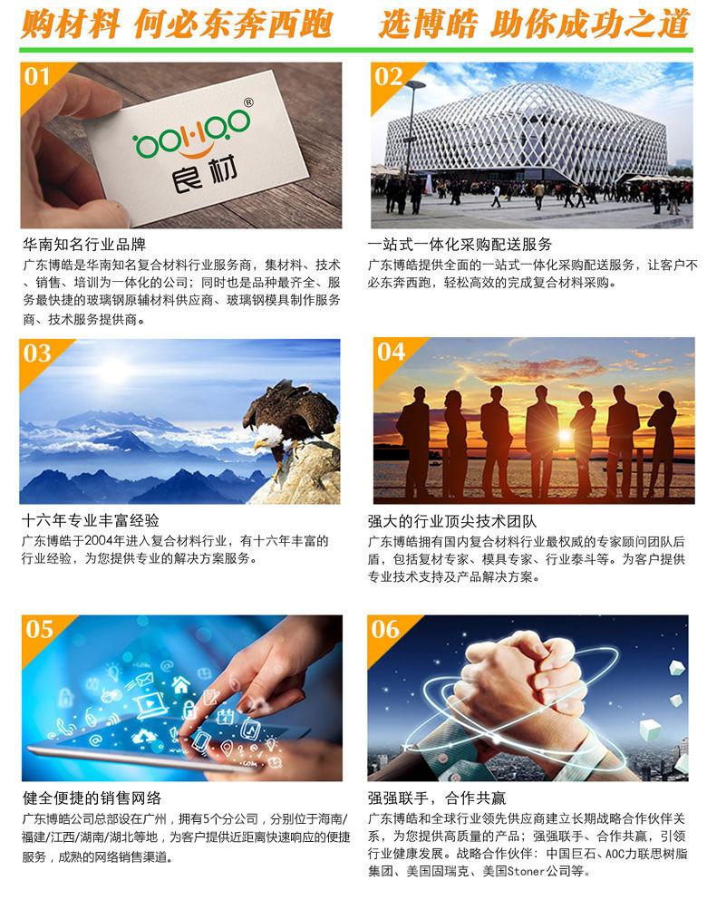 购买玻璃纤维复合材料,何必东奔西跑,选择广东博皓,助你成功之道