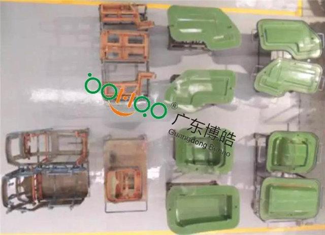 VPI硅胶真空成型|实际应用案例——拖拉机配件   -2