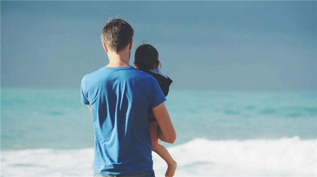 父之爱,深且沉重 父亲节快乐