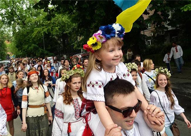 俄罗斯父亲节