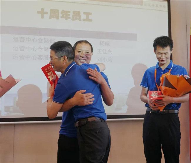 赋能团队激活力,创新服务赢市场!——广东博皓2020年上半年经营工作会议   -21