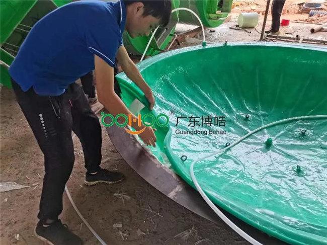 广东博皓再次圆满完成VPI新型硅胶真空成型项目
