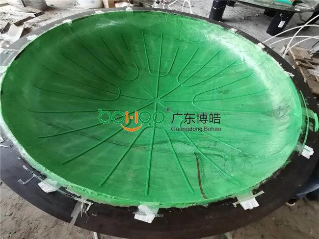 广东博皓再次圆满完成VPI新型硅胶真空成型项目:成品