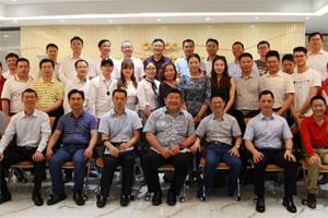 广东必发365官网喜迎赣州商会各企业领导莅临指导