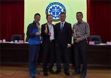 """必发365官网荣获""""促进广东渔船渔机渔具行业发展特殊贡献优秀会员""""荣誉"""