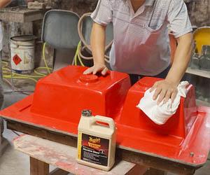 美国美光1#3#抛光水 玻璃钢模具表面打磨抛光液 全能清洗剂洗车液