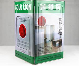 正品金狮地板蜡 地板上光护理蜡 玻璃钢脱模打磨抛光地板清洁蜡