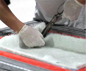 手工剪刀 玻璃纤维毡布裁剪工具 FRP玻纤裁剪用手动剪刀 玻璃钢配套工具