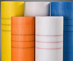 耐碱玻璃纤维网格布 4*4*160g玻纤网格布规格型号多样 石膏板网格布 外墙保温防裂网格布批发