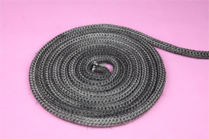 玻璃纤维膨体纱圆绳 管道包覆玻纤绳 保温隔热密封玻纤材料