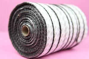 玻璃纤维膨体纱带 管道隔热包覆玻纤带 阻燃绝缘玻纤膨体带