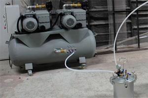 玻璃钢抽真空机 玻璃钢VIP真空灌注成型导入设备 树脂硅胶抽真空泵电动机 真空袋压工艺/轻质RTM成型设备
