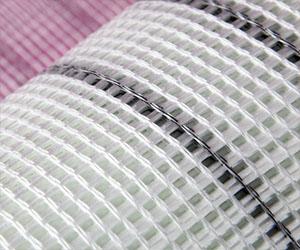 玻纤网格布 墙面防水抗裂网格布 内外墙体保温网格布材料 马赛克大理石背贴面料网格布工艺