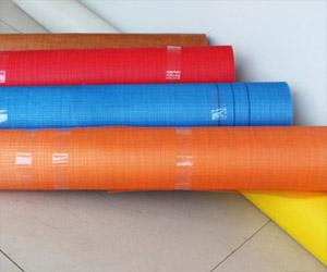 墙体保温抗裂玻纤网布 罗边玻璃纤维网格布 GRC墙板石膏板内外墙保温板专用网格布材料