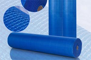 耐碱抗裂网格布 建筑防水增强水泥玻璃纤维网格布自粘玻纤网格布