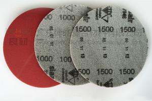 玻璃钢模具抛光打磨砂碟 5英寸海棉圆盘砂碟 电磨砂碟片 打磨抛光砂碟