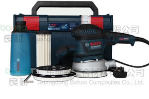 德国BOSCH博世6寸圆形砂纸电动打磨机 带吸尘GEX125-150AVE