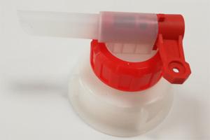 塑料桶阀门 20L/25L桶装固化剂/清洗剂塑料阀门 耐酸碱腐蚀 拆卸方便 环保节能