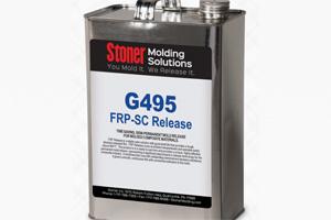 【美国Stoner进口脱模剂】高效半永久脱模剂G495 FRP模具脱模剂 玻璃钢树脂脱模水 快速固化 耐化学耐磨性强
