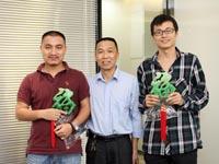 第六期广州博皓玻璃钢模具培训班分享与奖励篇