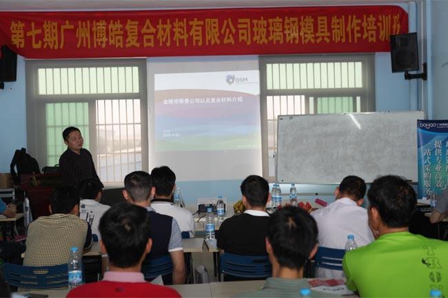 帝斯曼(中国)有限公司工程师伍昊《不饱和树脂、胶衣产品知识介绍》