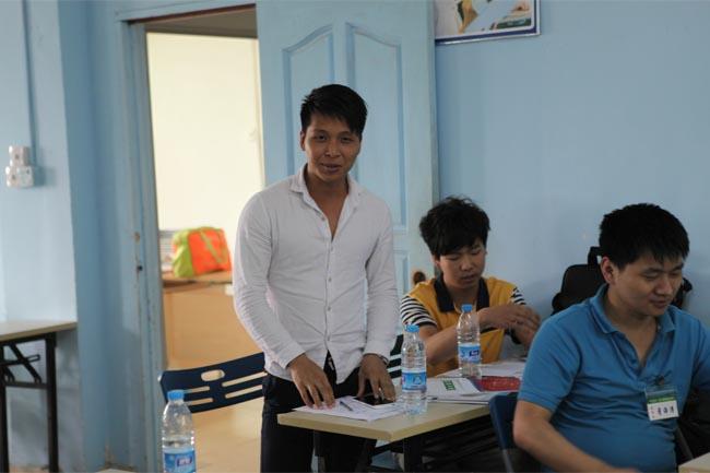 学员积极分享培训心得-3