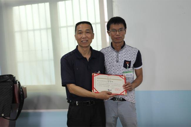 颁发毕业证书-10