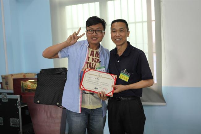 颁发毕业证书-13