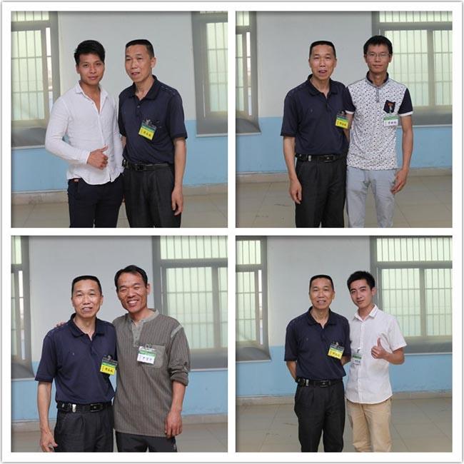 谭老师与学员合影-4