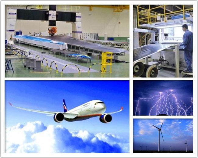 能抗雷击的碳纤维复合材料诞生啦!